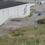 Bunker als Aussichtsterrasse