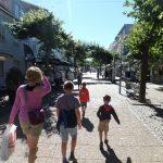 Fußgängerzone Frederikshavn