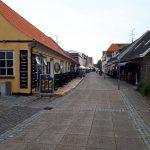 Fußgängerzone Sæby