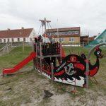 Legeplads-Piratenschiff